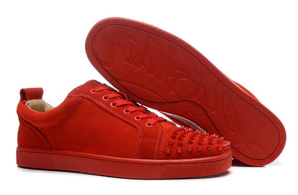 huge discount d2506 8d5af nieuw Christian Louboutin lage sneakers!! - Den Bosch ...